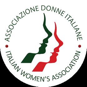 Associazione Donne Italiane ad Hong Kong Logo